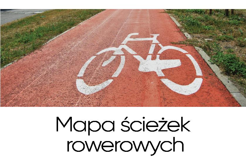 przejdź do mapy ścieżek rowerowych