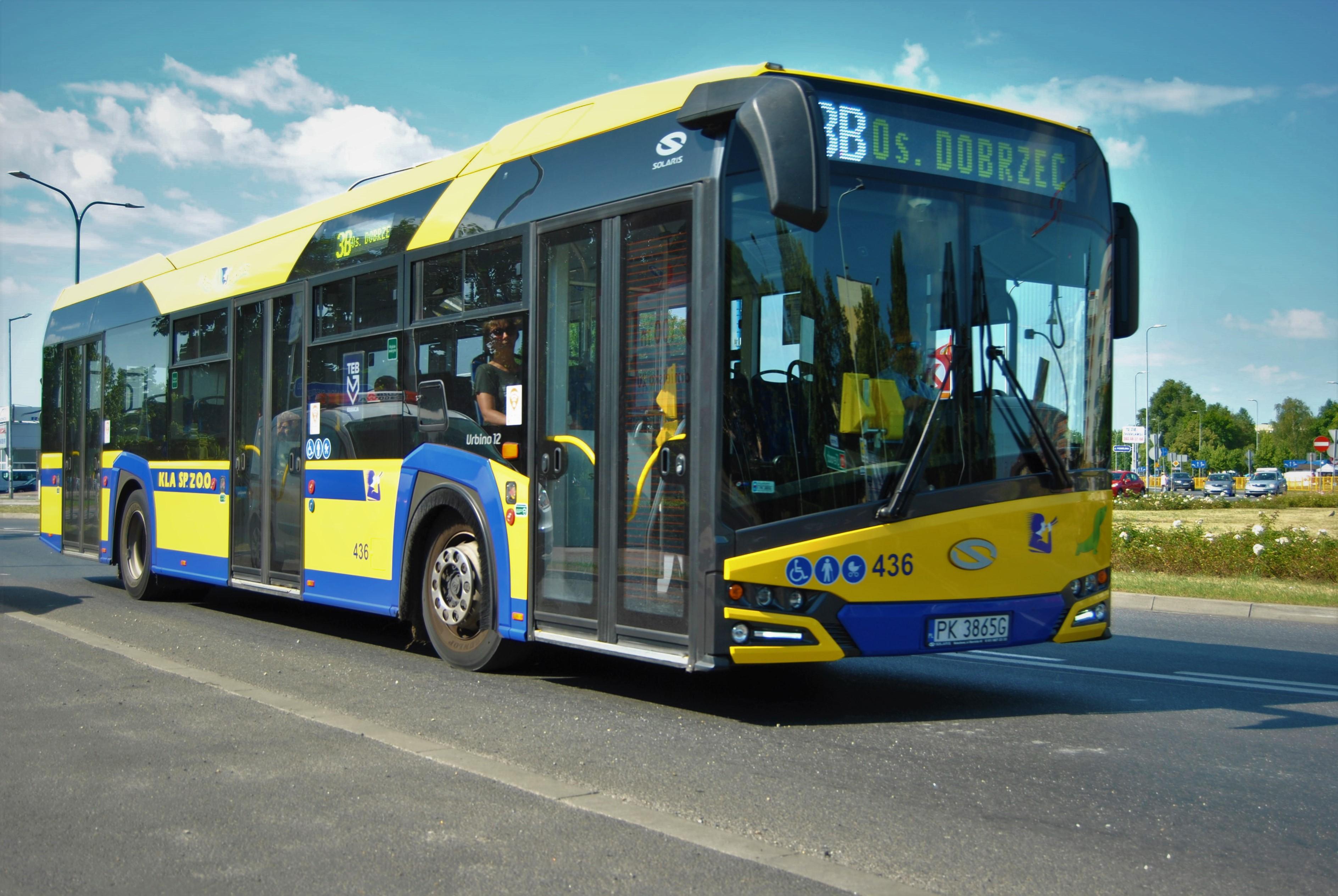 Więcej o: Utrudnienia w kursowaniu autobusów linii nr 17 od dnia 2 sierpnia br.